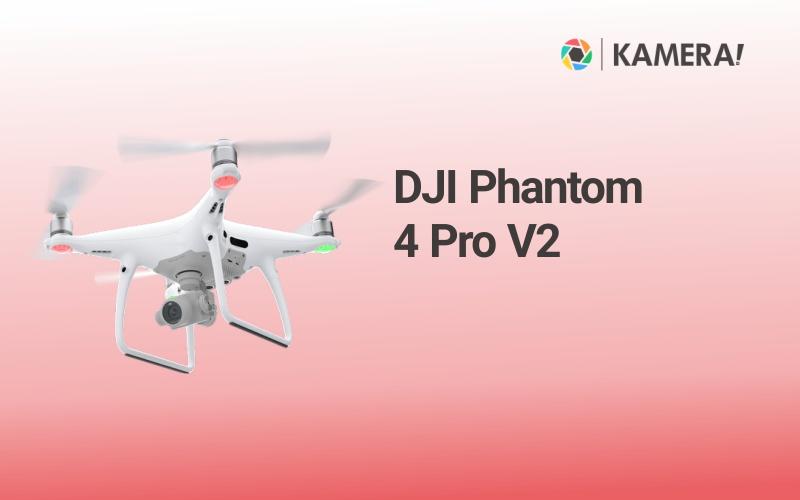 DJI Phantom 4 Pro V2 Terbaru