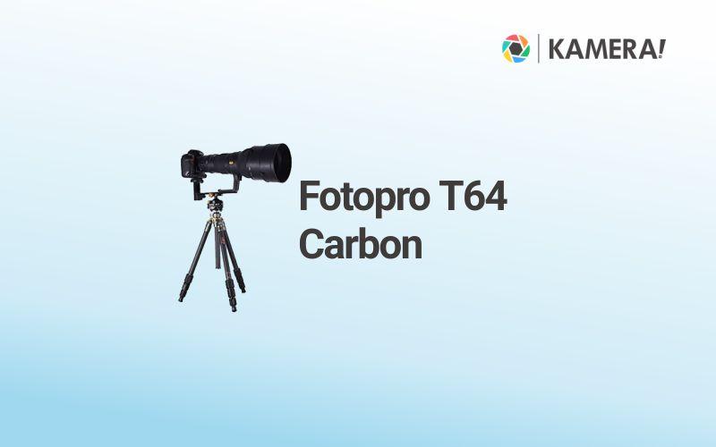 Fotopro T64 Carbon