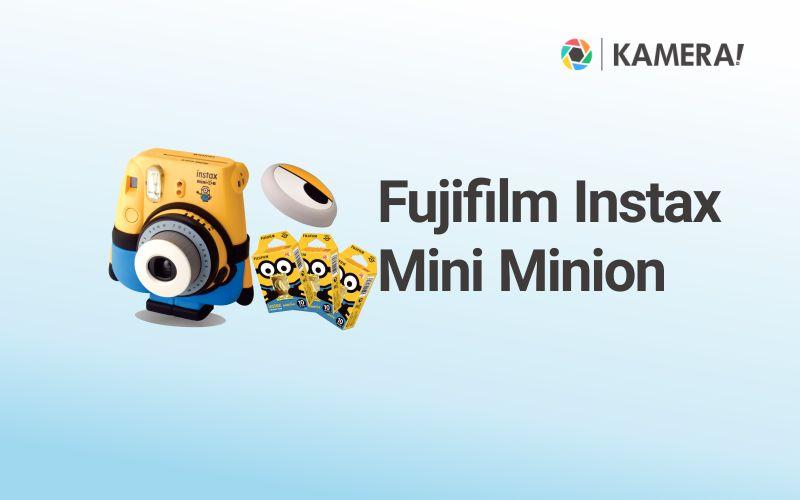 Kamera Langsung Cetak - Fujifilm Instax Mini Minion Edition