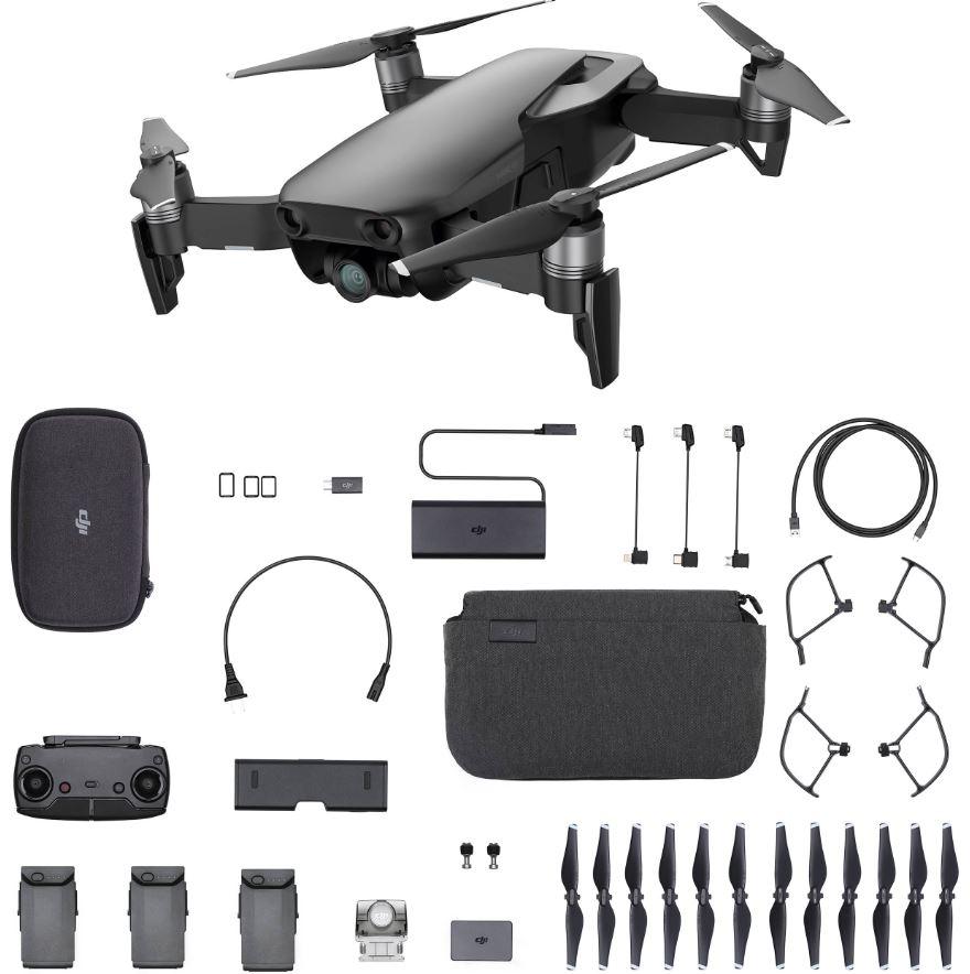 Kelengkapan Paket Drone DJI Mavic Air