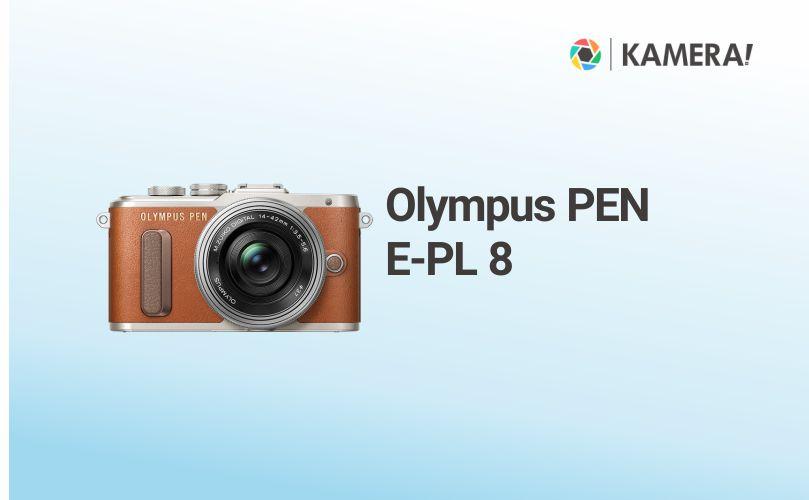 Olympus PEN E PL 8