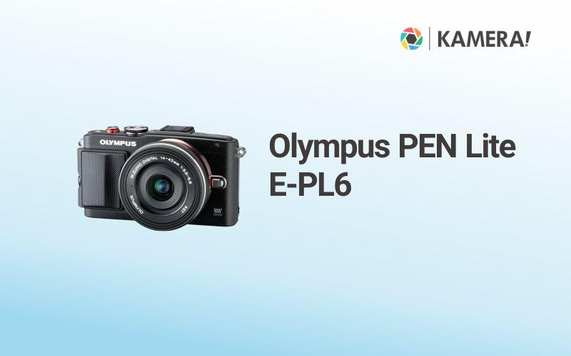 Olympus PEN Lite E PL6