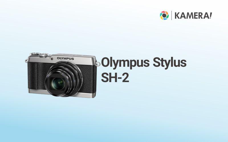 Olympus Stylus SH 2