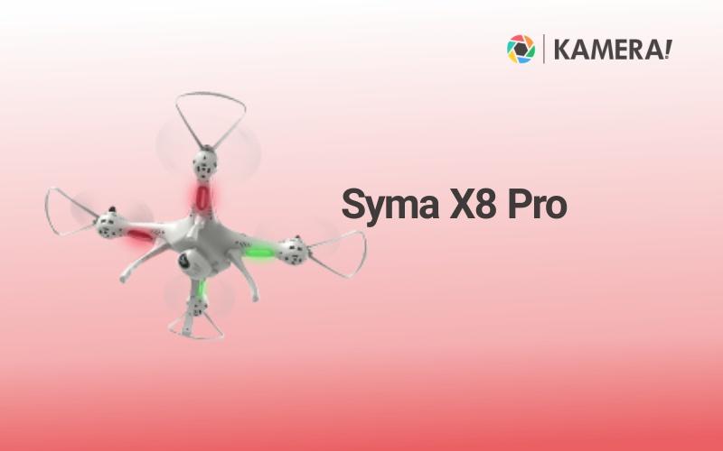Drone Terbaik untuk Pemula - Syma X8 Pro