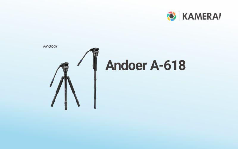 Tripod Andoer A 618