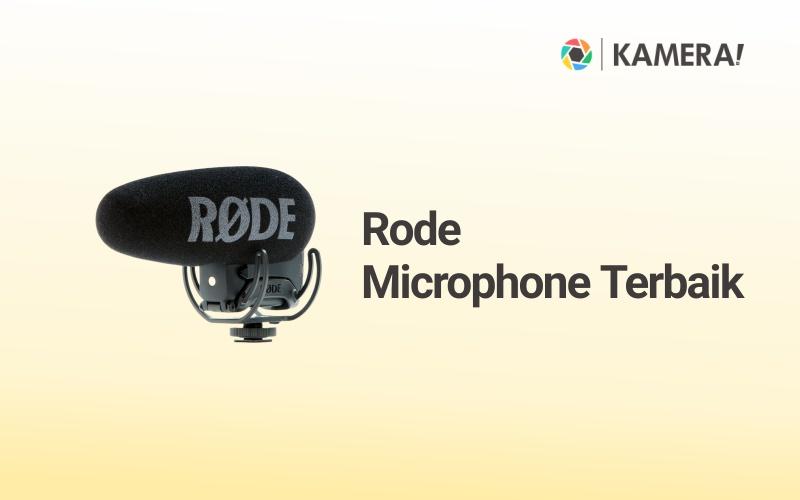 Rode Microphone Terbaik