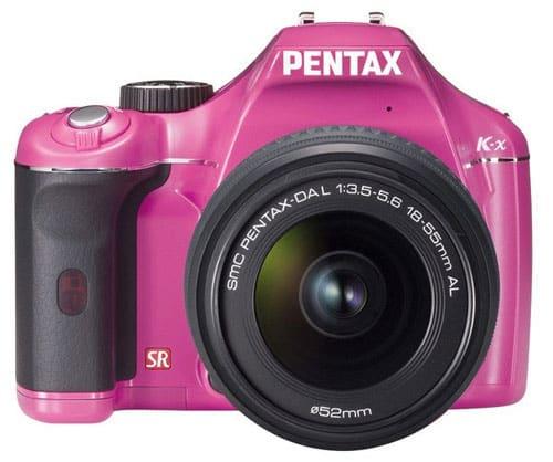 Kamera Consumer DSLR