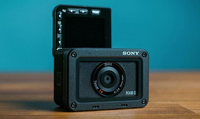 Sony RX0 Mark II