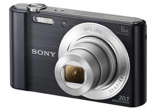 Sony W810