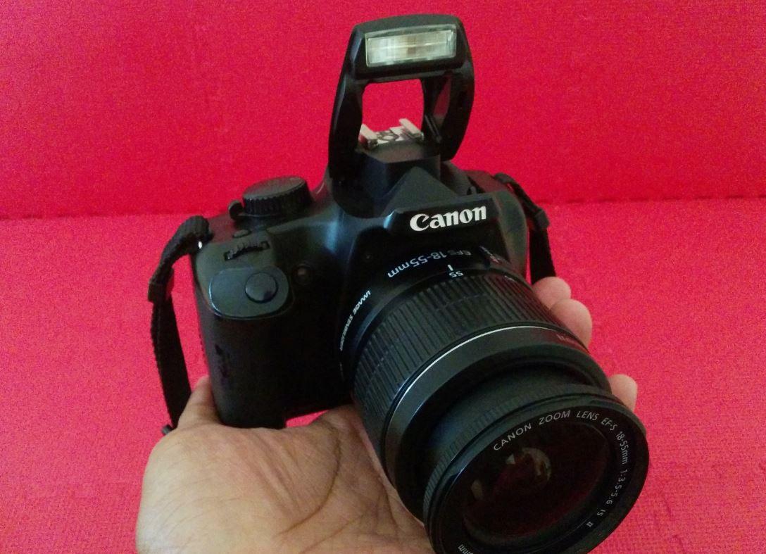 Harga Kamera DSLR Canon EOS 1000D