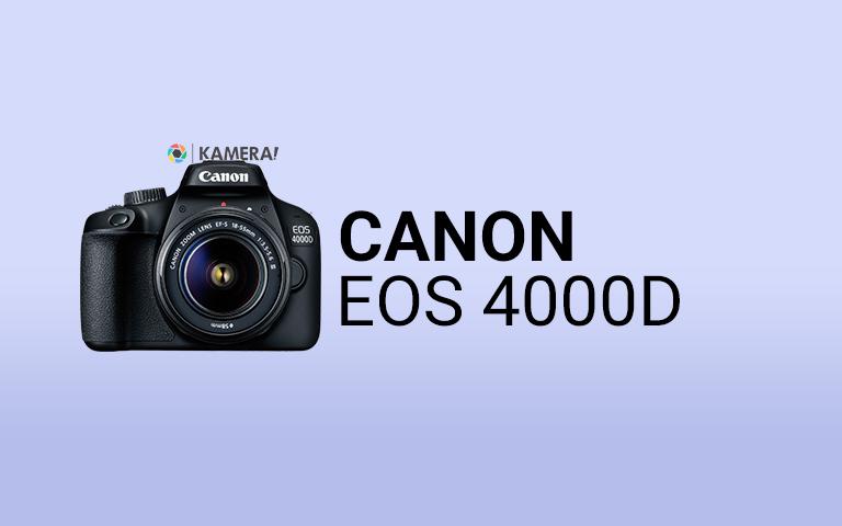 Harga Kamera DSLR Canon EOS 4000D 1
