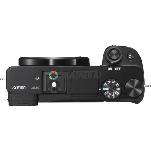 Kamera Sony A6100
